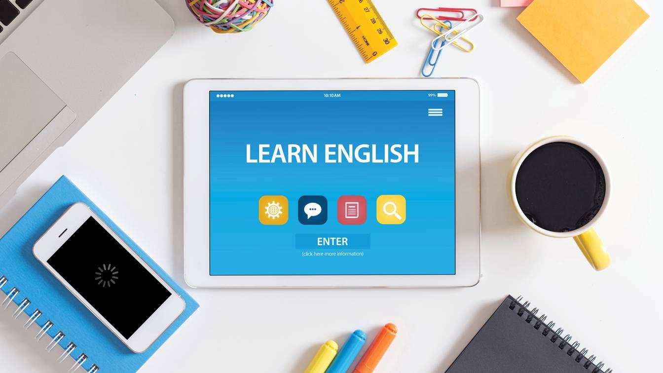 تعلم اللغة الانجليزية اون لاين